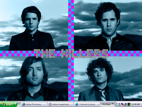 The Killers by triteandcheap