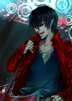 Marshall Lee by LaFoxtriel