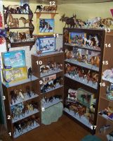 My Breyer Collection by Lovely-DreamCatcher