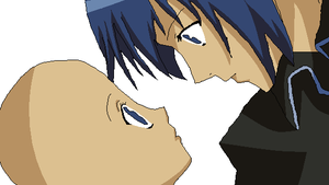 You and Ikuto Base by starryBloodlust