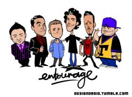 Entourage by DesignDroid