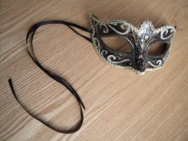 Masquerade Mask Stock by dustysweet