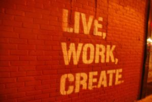 Live, Work, Create by camimo