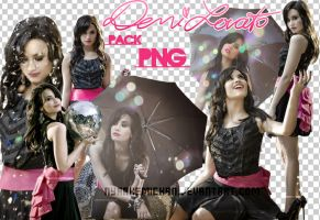 Pack Demi Lovato PNG 1 by NyaAkemiChan