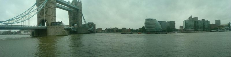View of the Thames... by neoaristar