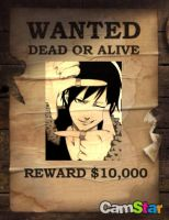 Wanted dead or alive: Izaya. by Filo-Sofi