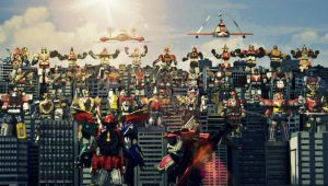Legendary Robots by Alucard4