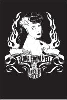 Aloha from hell by satansbrand