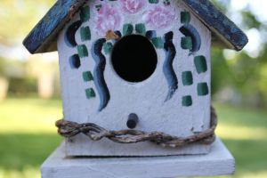 Bird house by rememberlovekimx