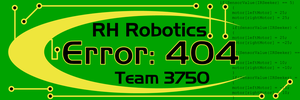 Robotics Logo - Team 3750 by theking9794