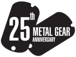 Metal Gear 25th Anniversary by B4H