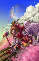 Card Captor Sakura by CorrsollaRobot