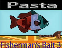 Pasta from Big ol' bass fisherman's bait 3 by BenioxoXox