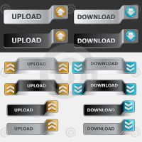 Upload and Download Button 3 by simas2