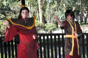 The Last AirBender - I by TenchiMuyou