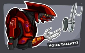 Looking for Voice Actors by Darbaras