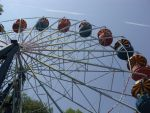 Ferris Wheel by Phanya