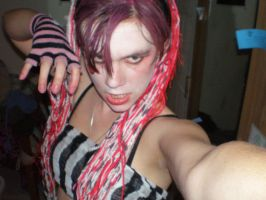 emilie autumn make up time 2 by Hazelgirl
