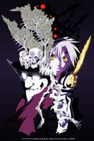 D-Gray Man by xDeidar4