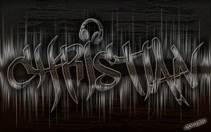 My name Christian by eduquito
