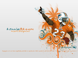 Ronnie Brown by akyanyme