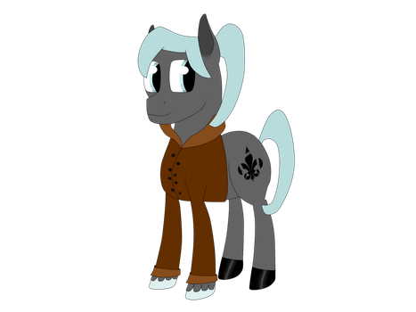 My OC (for contest) by MrDual
