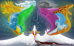 Sister Sister-Prologue-13 and 14 by CrystalCircle