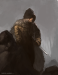 Assassin (Detailed) by ehecod