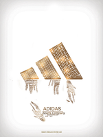 Adidas by AsiiMDesGraphiC