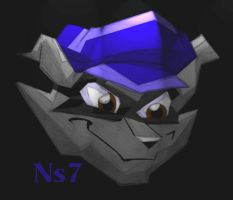 Sly Cooper by Neosun7