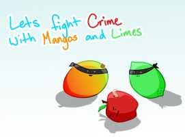 Mangos and Limes by Emirychan07
