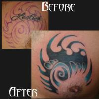 tribal cover up by JesseDelRio