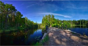 Pano.. Valaam Islands.. 2010 by my-shots