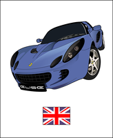 2001 Lotus Elise by under18carbon
