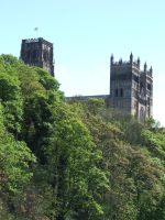 Durham Cathedral 5 by TimeWizardStock