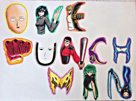 OPM character typography by Berleon