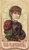 Hiccup got hot by scarlotti