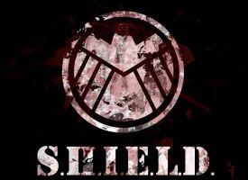 S.H.I.E.L.D. Splatter. by BlindAcolyte