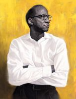 Wil Haygood by carts