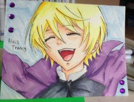Alois Trancy Card by XInsomniaxX