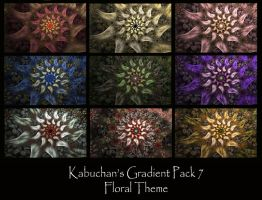 Kabu's Gradient Pack 7 by Kabuchan