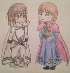 Nova and Anna ~ Request by Ghibli-and-OtakuNess