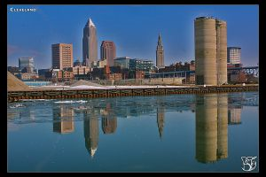 Cleveland's Riverside by shaguar0508