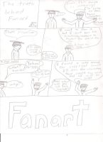 The truth behind Fanart by Jensaw101