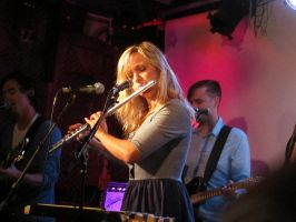 Ashleigh Ball the Flautist by purpletinker