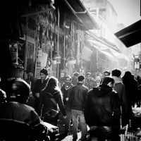 Crowded Streets of Istanbul by H3ad0n