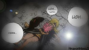 Lucy was ...  Fairy Tail 333  by HinamoriMomo21