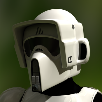 Scout Trooper- Free Download by RetroDevil