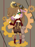 Cute Steampunk by Halloween-Ink