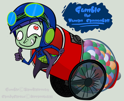 Rumble in the Gumble. by SamKalensky